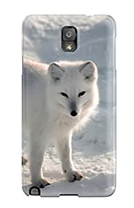 HrQXpnK2556nGAqZ Anti-scratch Case Cover Addfree Protective Arctic Foxes Case For Galaxy Note 3