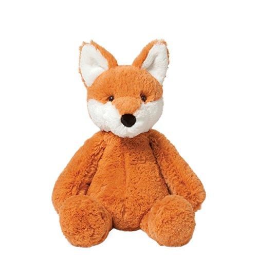 Manhattan Toy Lovelies Fraser Fox Stuffed Animal, 12