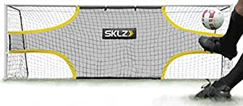 SKLZ Goalshot Soccer Goal Target Net Creates Visual Focus