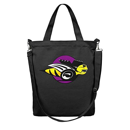 - Womens Tote Shopping Bag Dodge Ram Rumble Bee Canvas Washable Shoulder Craft Tote Bags Perfect for Shopping,Laptop,School Books