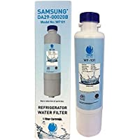 Refrigerator Water Filter Replacement for Samsung DA29-00020B, DA29-00020A, HAF-CIN/EXP, HAF-CIN EXP, HAF-CIN-EXP, HAF-CINEXP, 46-9101