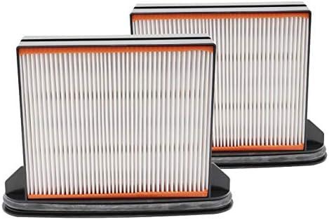 vhbw 2X Filtro de Aspirador para Spit AC1600, AC1625 ...