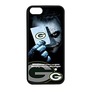 NFL Green Bay Packers With Joker Poker Unique Diy For Ipod mini Case Cover PC Silicone Back Case For Christmas Gifts