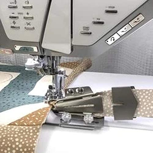 Starall Randrohr Schr/ägbindeset f/ür Quilt-Binder-Anbauger/äte Sewing Master Tools Kit