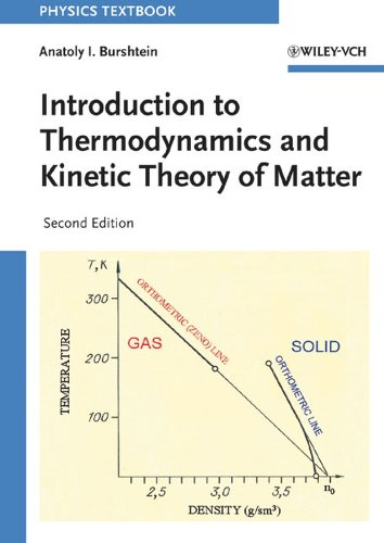 Introduction to Thermodynamics and Kinetic Theory of Matter (Physics Textbook)