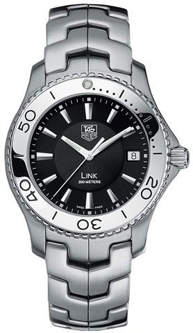 Eve's Watch TAG Heuer Link Lady Watch Review - YouTube