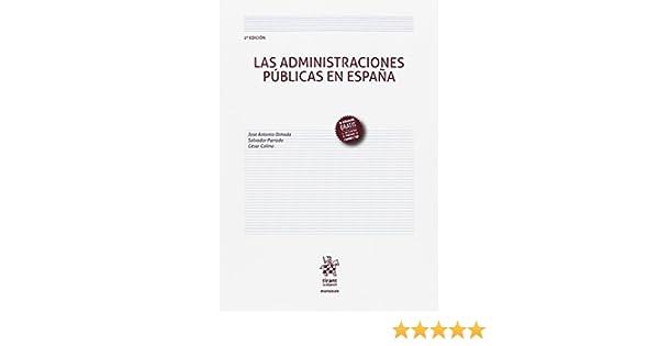 Las Administraciones Públicas en España 2ª Edición 2017 Manuales ...