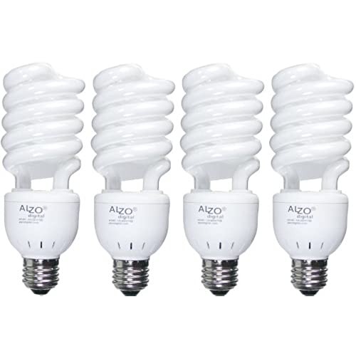 ALZO 27W Joyous Light Full Spectrum CFL Light Bulb 5500K