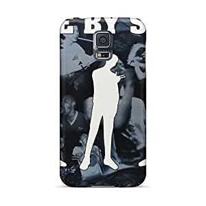 Durable Hard Cell-phone Cases For Samsung Galaxy S5 With Allow Personal Design Attractive Nirvana Pictures Marycase88