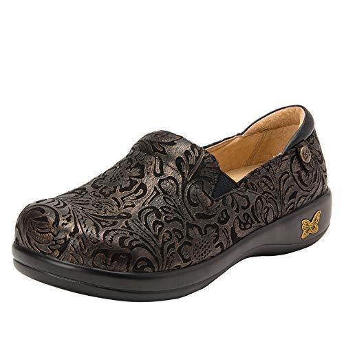- Alegria Keli Womens Professional Shoe Bronze Swish 13 M US