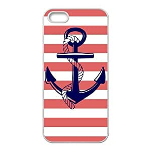 Sailor Anchor Unique Fashion Printing Phone Case for Iphone 5,5S,personalized cover case ygtg574805