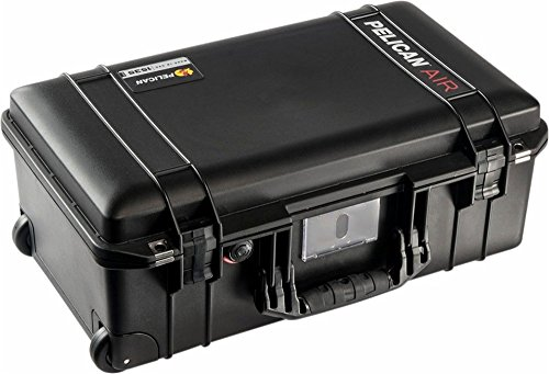 PELICAN - Air 22'' Wheeled Hard Case for Camera and Video Equipment - Black by Pelican