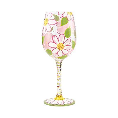 Lolita Wine Glass- Oops I Daisied
