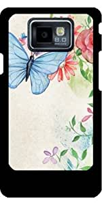 Funda para Samsung Galaxy S2 (GT-I9100) - Flor De La Vendimia by WonderfulDreamPicture