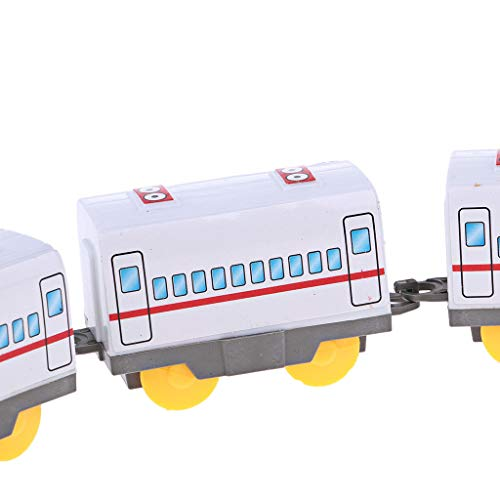 FidgetGear 5 Combination Carriage Train Set Battery Operated Train Toys for Kids Gift from FidgetGear
