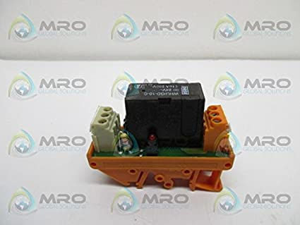 WEIDMULLER 1128361001 RELAY MODULENEW NO BOX D Terminal Cables