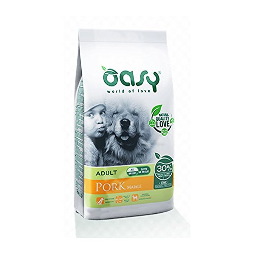 Oasy Dry Dog One – Cochon Adulte 12 kg. Wonderfood S.p.A. 8053017341767