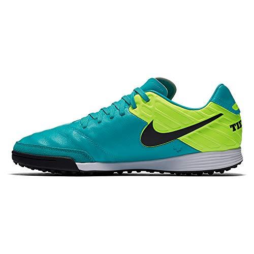 Mystic Türkis Scarpe Jade Nike Turchese Calcio V schwarz Da Uomo Tiempox Tf volt clear 5q6xUZCwH