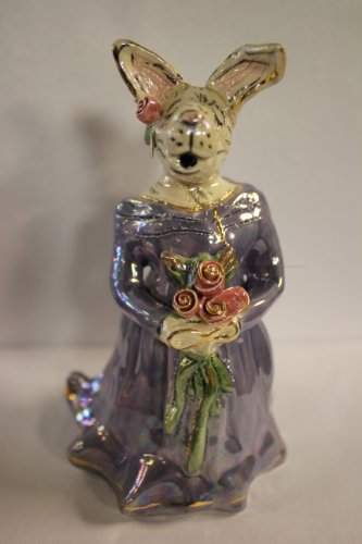 "Blue Sky Clayworks The Wedding Collection ""Bridesmaid - Victoria Rabbit"""
