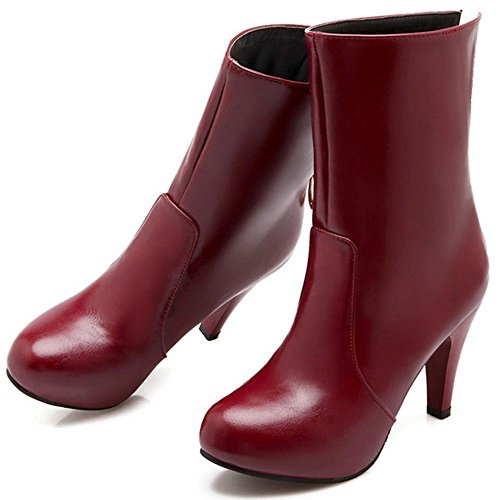 70%OFF KemeKiss Women Fashion Party Boots Platform Stiletto High