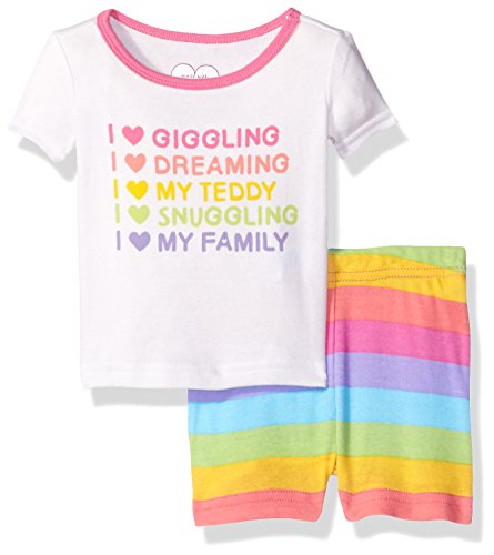 The Childrens Place Baby Girls Top and Shorts Set