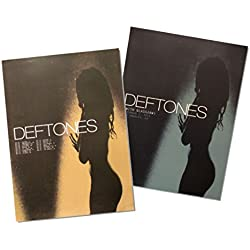 The Deftones 2013 Tour Info Two Piece Wall Poster Gift Set