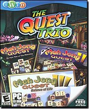 The Quest Trio: Mahjong