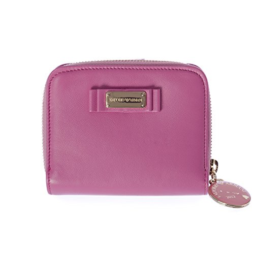 Emporio Armani Women's Wallet YEWH46 Pink, Small