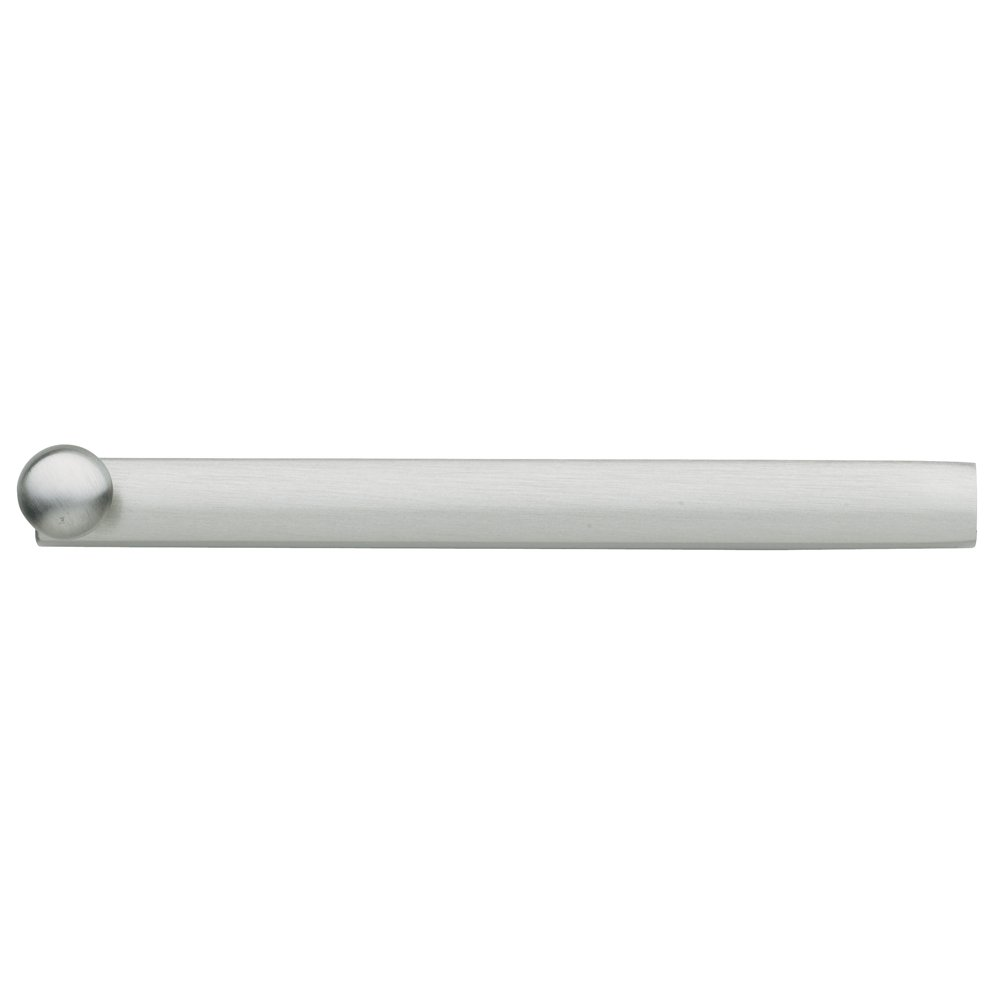 Baldwin Estate 0324.150 General Purpose Solid Brass Surface Bolt in Satin Nickel, 6''