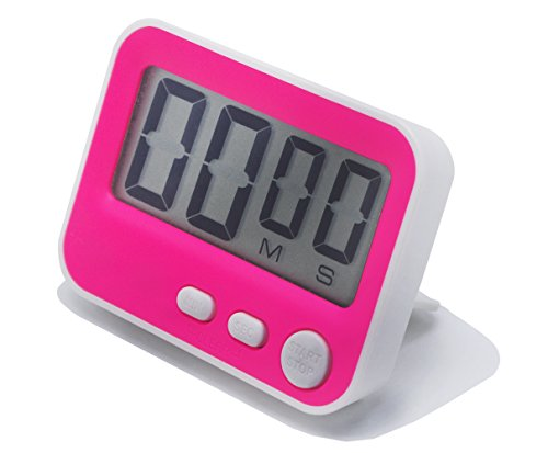 LeisureLife Digital Timer Countup Countdown Loud Magnetic product image