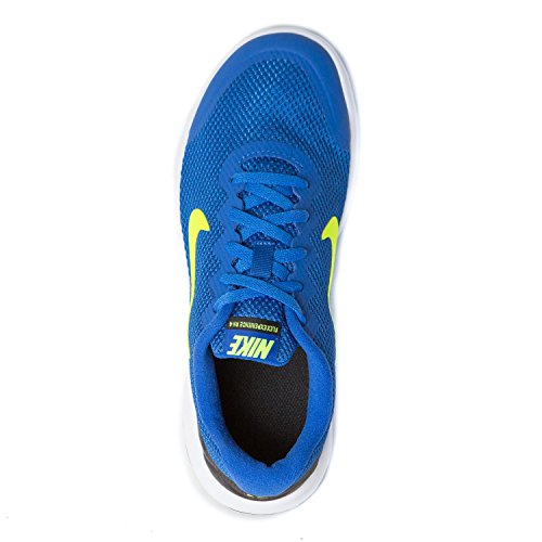 Azul Shoes Volt Royal Azul Experience Flex black Nike white 4 Men's Game Gs Running BZxqf