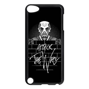 Ipod Touch 5 Phone Case for Classic theme ATTACK ON TITAN Logo pattern design GCTAAOTT836698