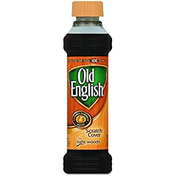 Amazon Com Old English Scratch Cover For Light Woods 8