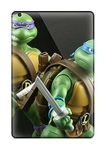 Eric A Moyer Scratch-free Phone Case For Ipad Mini/mini 2- Retail Packaging - Teenage Mutant Ninja Turtles