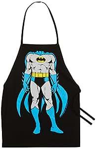 ICUP 7589 DC Batman Character Kids Apron, Childrens, Multicolor