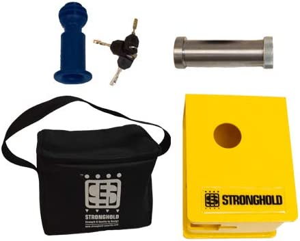 BITS4REASONS NEW MODEL SH5410 STRONGHOLD ULTRA HITCHLOCK FOR KNOTT STEELPRESS AND WINTERHOFF PRESSED STEEL HITCHES