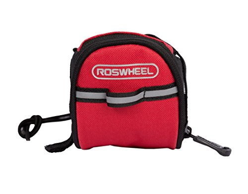 Roswheel 13567 0.5L Capacity Bike Bicycle Saddle Bag Under Seat Pouch Road Bike Accessories Pack