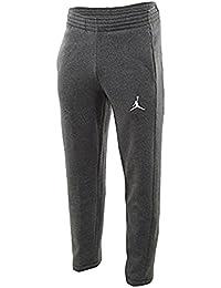 NIKE Mens Jordan Flight Open Hem Sweatpants