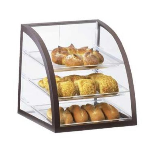 Cal-Mil Plastic Euro Display Case Non-refrigerated Countertop P255-48