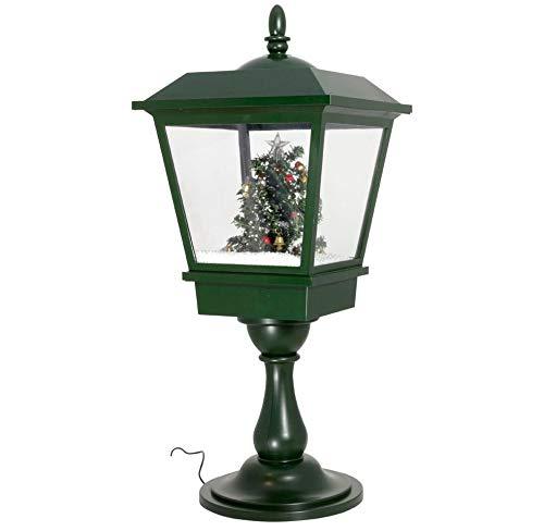 PM Schneiende LED-Tischlaterne Baum 65 cm Weihnachtsdekoration