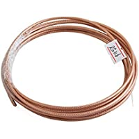 Eightwood RF Coaxial Coax RG316 Cable, 50 feet
