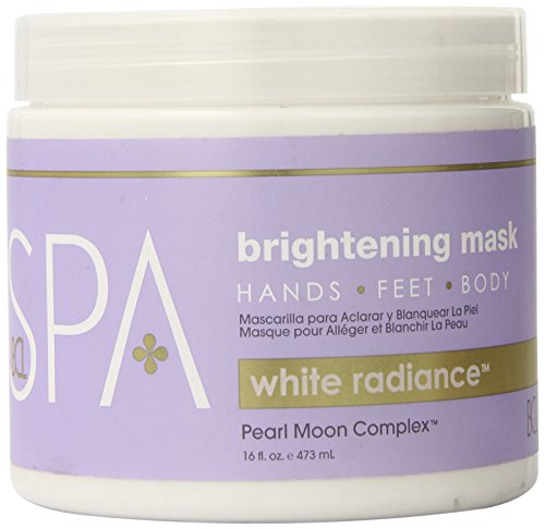 Bio Creative Lab Spa White Radiance Brightening Mask, 16 Fluid Ounce (Creative Labs White Skin)