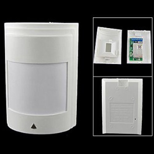 Amazon.com: Alarme DealMux Home Security sem fio Infrared Sensor de Movimento Detector PIR: Electronics