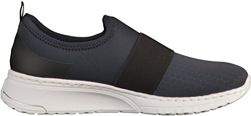Rieker Basses Bleu Sneakers N5051 Femme OOPvxng7