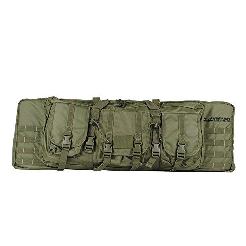 "Valken Tactical Gun Case/Marker Bag - Double Gun - 42"" - Oli"