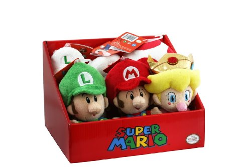 Little Buddy Toys Super Mario 8