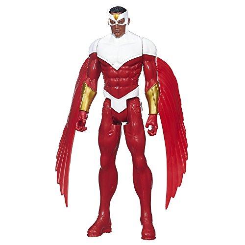 Marvel Avengers Titan Hero Series Marvel's Falcon 12-Inch Figure