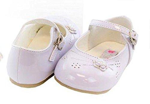 Amanda's Shiny Party Shoes (Infants 4, - Pageant Dress Shoes