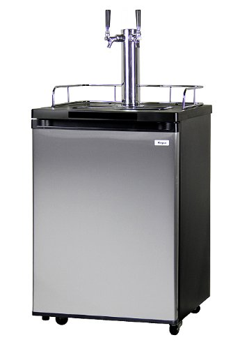 Kegco K209SS-2 Keg Dispenser ()