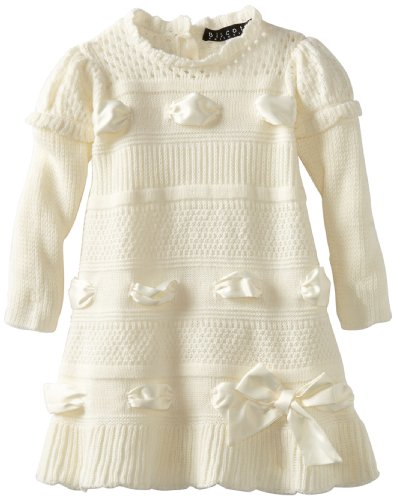 Biscotti Baby Girls' Sweater Dress
